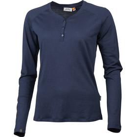Lundhags Gimmer Longsleeve Shirt Women blue